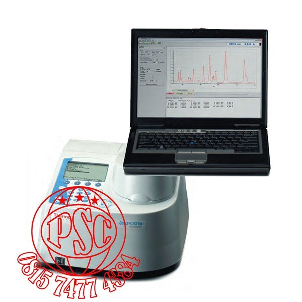 Spectrophotometer Genesys 10S UV-Vis Thermo Scientific