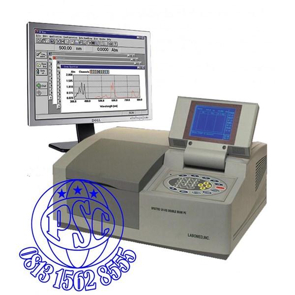 Spectro UV-VIS Double Beam PC Scanning Spectrophotometer UVD-2950 Labomed