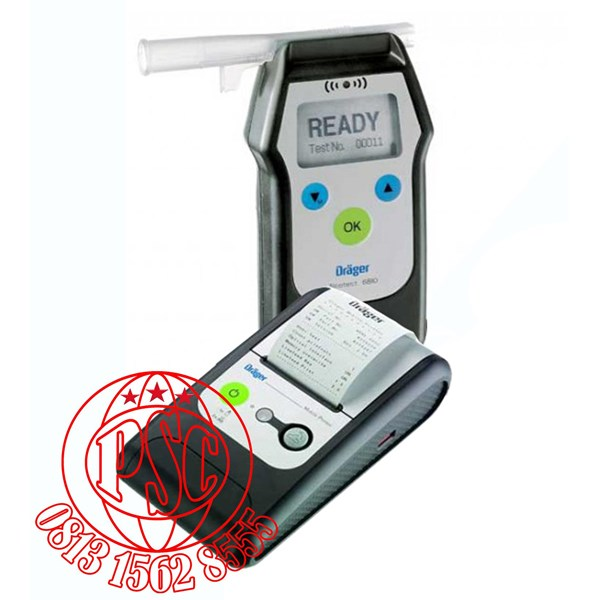 Drager Alcotset 6810 Breathalyzers