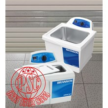 Bransonic M & MH Ultrasonic Cleaner