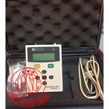 Air Quality Aerocet-531S Mass Particle Counter-Dust Monitor Met One Instrument