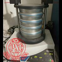 Vibratory Sieve Shaker AS 200 Control Retsch