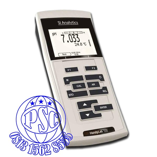 HandyLab 100 pH Meter SI Analytics