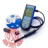 sensION+ DO6 Portable Dissolved Oxygen Meter Hach