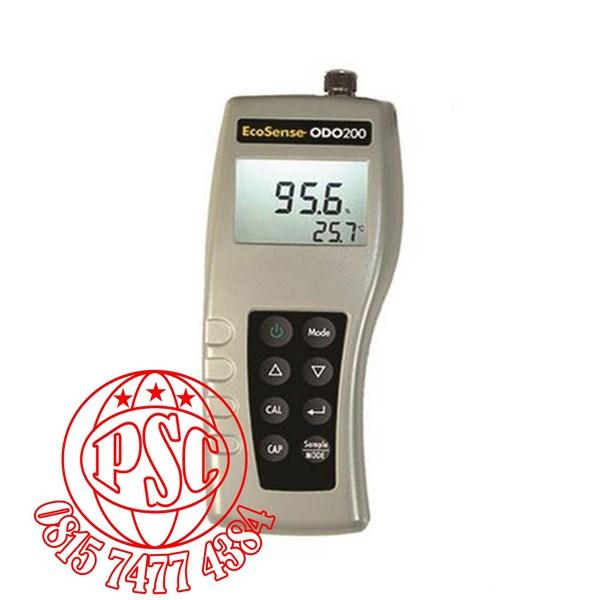 YSI EcoSense ODO200 Handheld Optical Dissolved Oxygen Meter