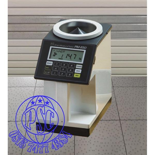 Kett PM-650 Instant Multiple Grain & Seeds Moisture Tester
