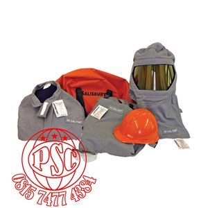 Salisbury PRO-WEAR Personal Protection Equipment Kits 40 cal-cm2 HRC 4