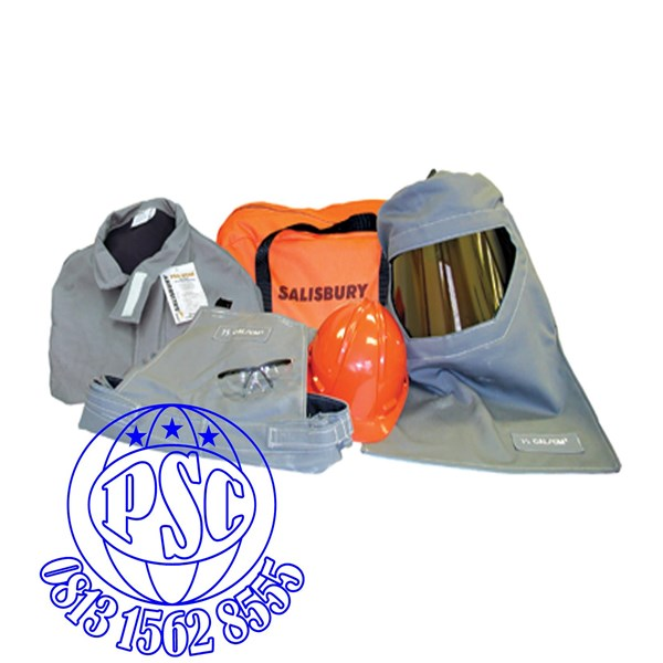 Salisbury PRO-WEAR Personal Protection Equipment Kits 55-75 cal-cm2 HRC 4