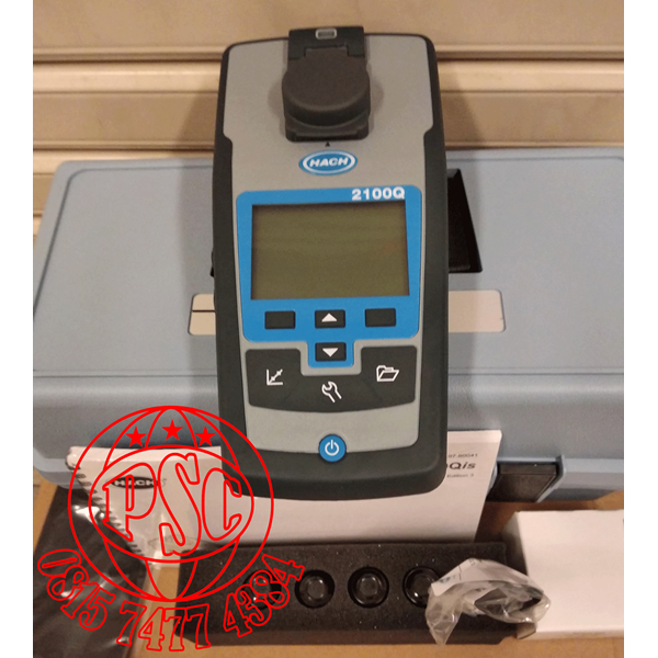 2100Q Portable Turbidity Meter Hach