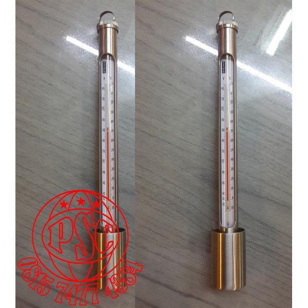 Glass Dipping Scoop Thermometer
