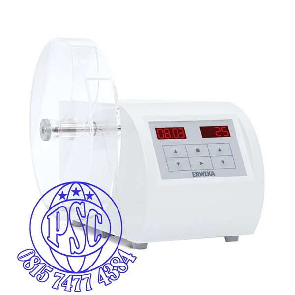 Friability-Abrasion Tester TAR 120 & TAR 220 Erweka