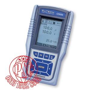 CyberScan CD 650 Multiparameter Eutech
