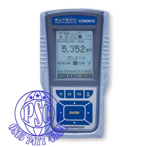 Dari CyberScan COND 610 Eutech Instruments 1