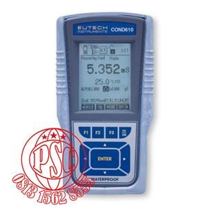 Dari CyberScan COND 610 Eutech Instruments 0