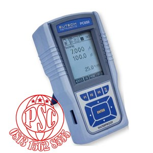 CyberScan PC 650 Multiparameter Eutech Instruments