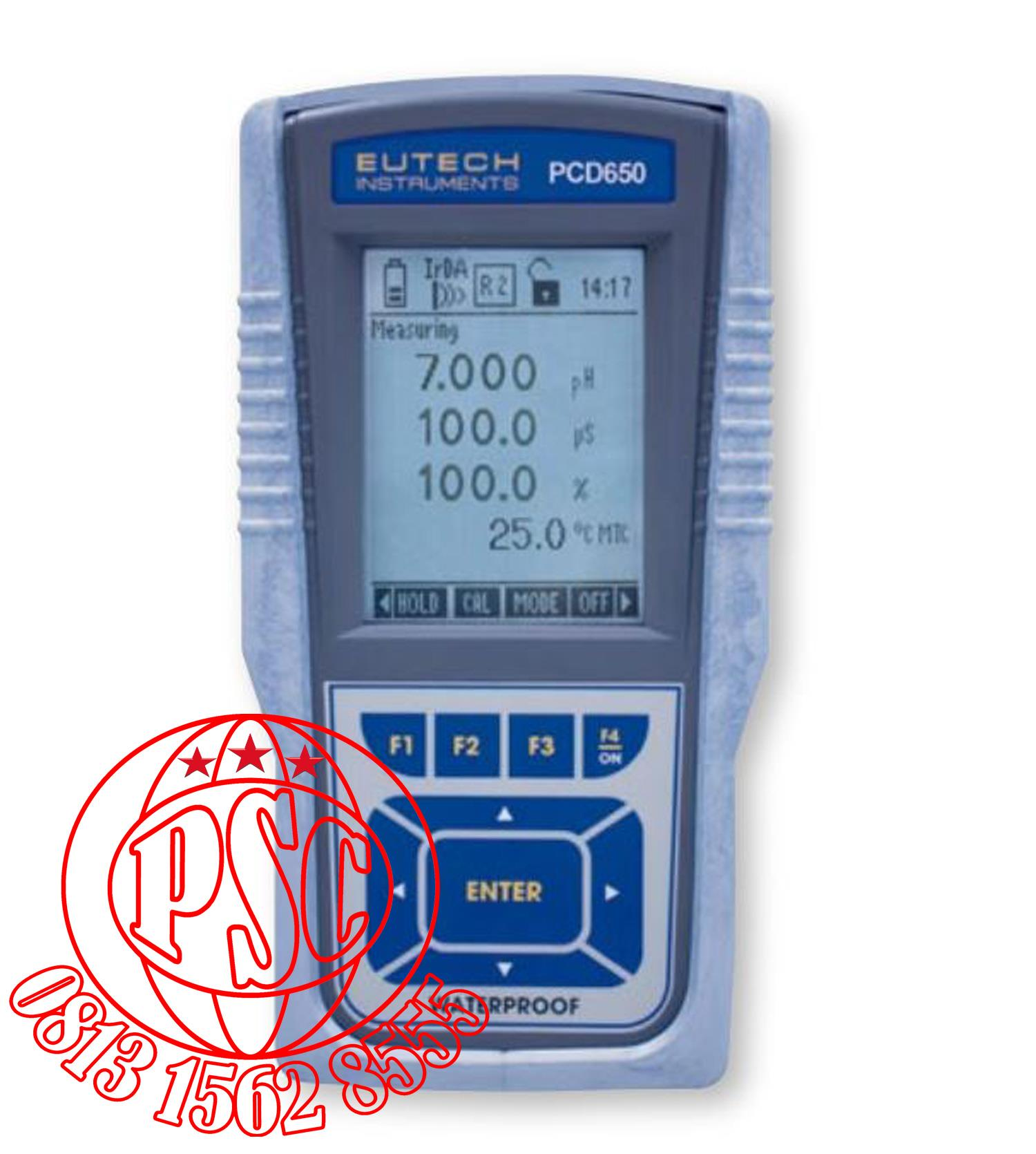 Flow Force Indonesia: Sell Eutech CyberScan PCD 650 Multiparameter From