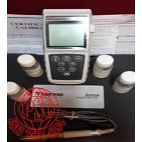 Conductivity Meter CON 450 Eutech Instruments Murah 5