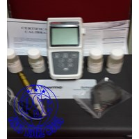 Jual Conductivity Meter CON 450 Eutech Instruments 2