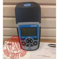 Distributor DR900 Multiparameter Portable Colorimeter Hach 3