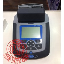 DR1900 Portable Spectrophotometer Hach