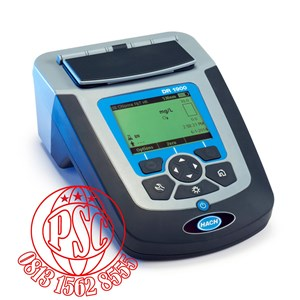 Dari DR1900 Portable Spectrophotometer Hach 2