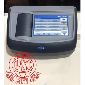DR3900 Benchtop Spectrophotometer Hach
