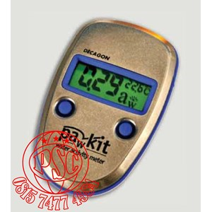 Water Activity Meter Aqualab Pawkit Decagon Devices