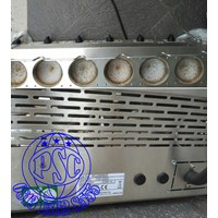 Distributor Macro-Kjeldahl Extraction Heater Electrothermal 3