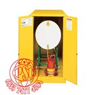 Drum Cabinets for Flammables Justrite 1