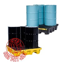 Spill Control Pallet Environmental Justrite 1