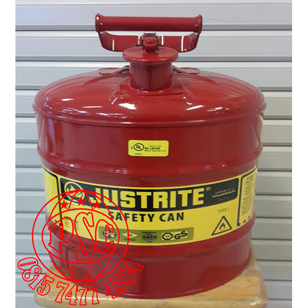 Safety Can - Cotainers Justrite