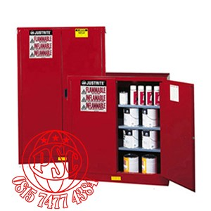 Safety Cabinet for Combustible Justrite