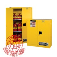 Jual Safety Cabinet for Flammable Justrite 2