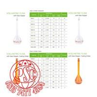 Flask Volumetric Pyrex Iwaki
