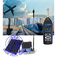 Distributor Sound Level Meter Model 831C Larson Davis 3
