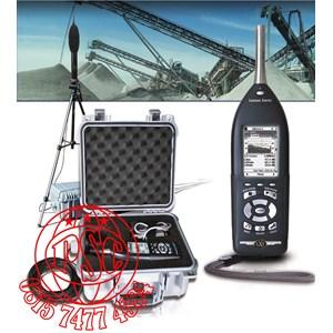 Dari SoundExpert LxT Sound Level Meter Larson Davis 8