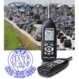 Dari SoundExpert LxT Sound Level Meter Larson Davis 6