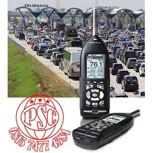 Dari SoundExpert LxT Sound Level Meter Larson Davis 7