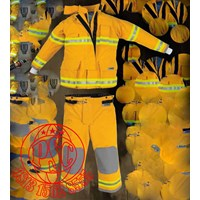 Fire Protective Clothing OSX 1000 Fyrepell LakeLand 1