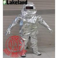 Distributor Heat Protective Clothing - Baju Tahan Api 300 Fyrepell LakeLand 3