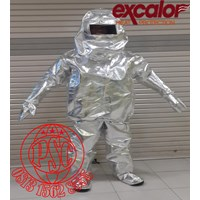 Heat Protection Clothing - Baju Tahan Api 53EXB20 Excalor 1