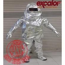 Heat Protection Clothing - Baju Tahan Api 53EXB20