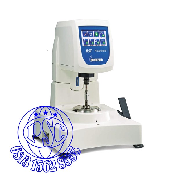 RST-CPS Touch Screen Rheometer Brookfield