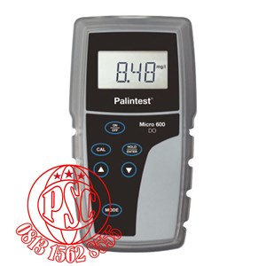 Micro 600 Handheld DO Meter PT1240 Palintest