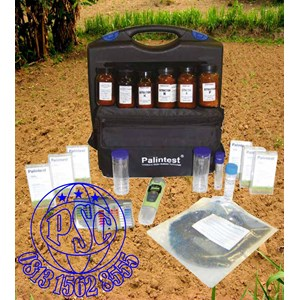 Dari Soil Test Kit SK-300 Palintest 1