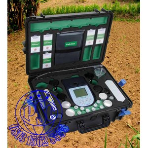 Dari Soil Test Kit SK-400 Palintest 1