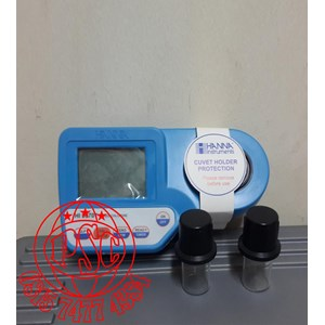 pH Free Chlorine and Total Chlorine Portable HI96710  Photometer Hanna Instruments