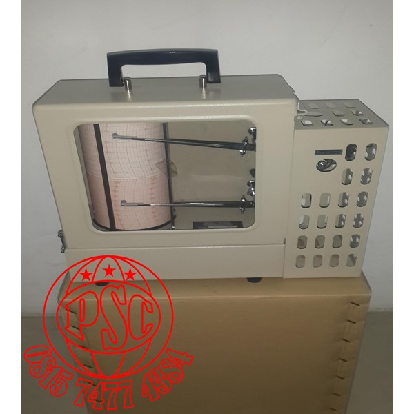 ThermoHygrograph TN2500-TN2500L Hisamatsu ( Temperature Humidity )