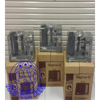 Distributor Thermohygrograph Sigma II Quartz Type NSII 7211-00 Sato  3
