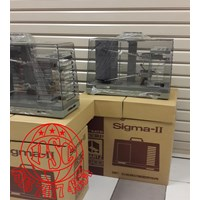 Thermohygrograph Sigma II Quartz Type NSII 7211-00 Sato  1